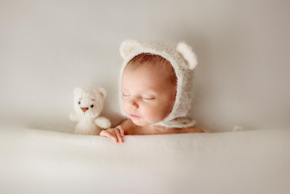 Nashville newborn studio photographer