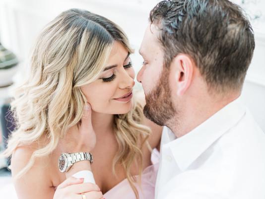 Nashville Photographer - Talin & Thomas' Engagement Session