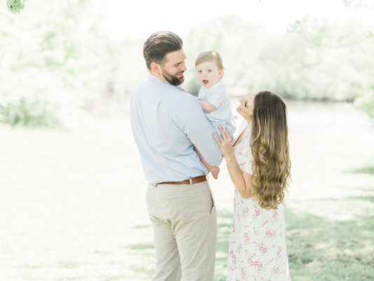 Nashville Family Photography | Baby Cooper
