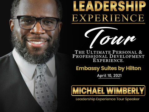 Leadership Experience Tour 2021