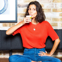 Jasmine Hemsley by Nick Hopper