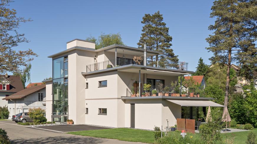 Neubau MFH Obermühle Elgg