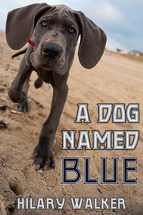 A Dog Named Blue by Hilary Walker