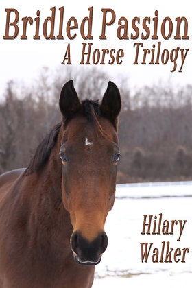 Bridled Passion: A Horse Trilogy by Hilary Walker