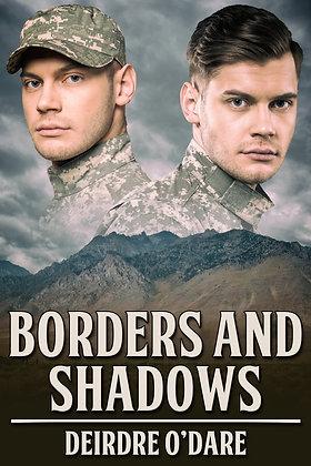 Borders and Shadows by Deirdre O'Dare