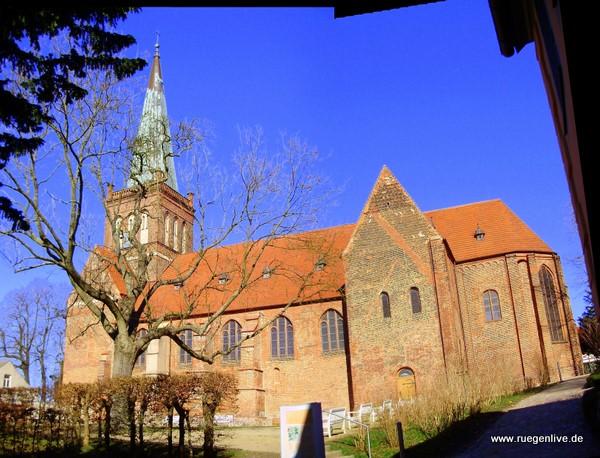 Marienkirche Bergen auf Rügen