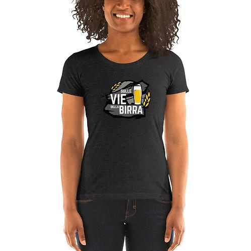 Beer's Trails - Ladies' short sleeve t-shirt