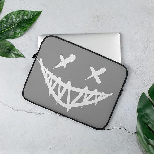 Creepy Smile - Laptop Sleeve