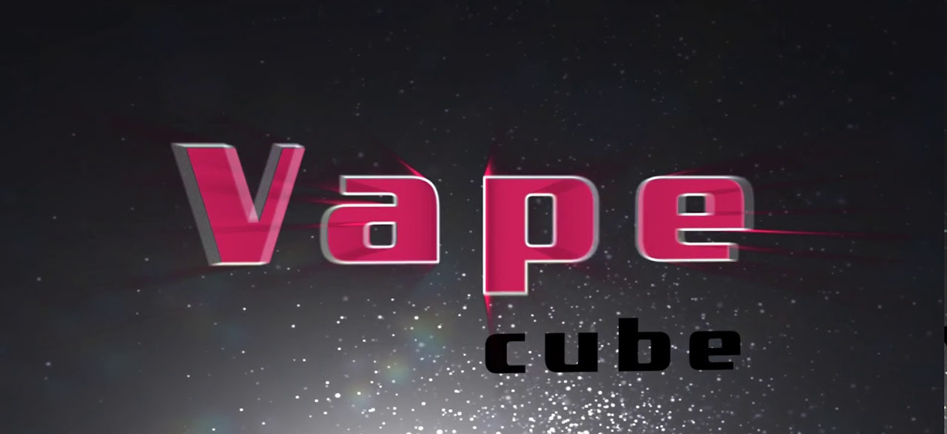 VAPE CUBE - Vape on the GO!