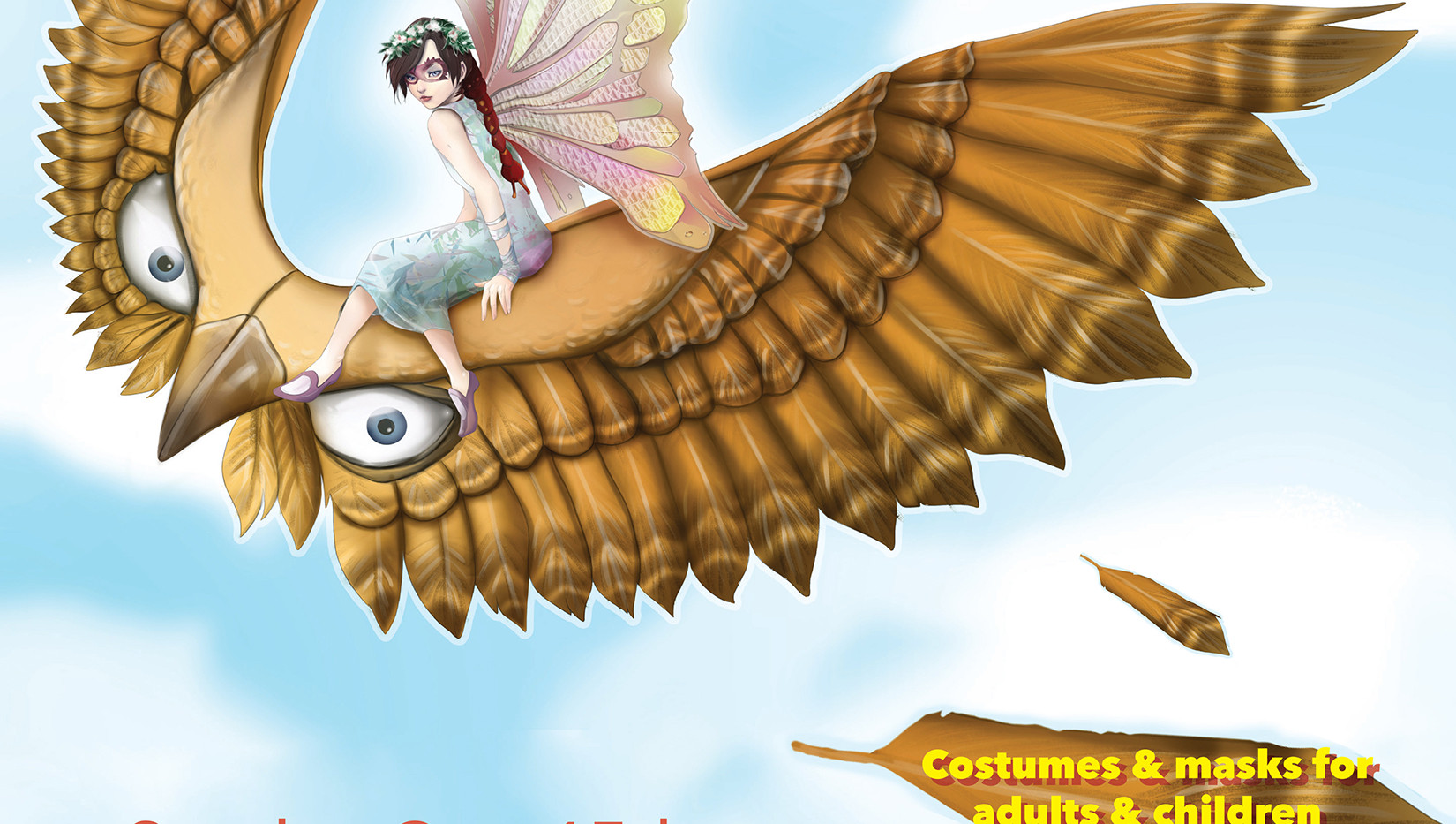 Taking Wing: Legends of Emimencia
