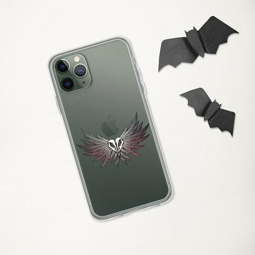 Skull Crow - iPhone Case
