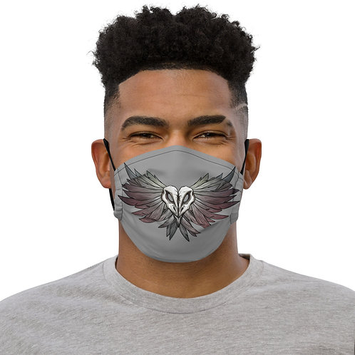Crow Premium face mask