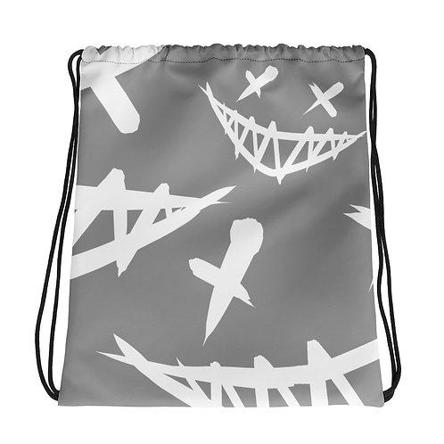 Creepy Smile - Drawstring bag copy