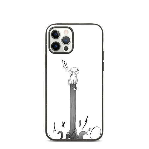 Inktober 20 - Biodegradable Phone case