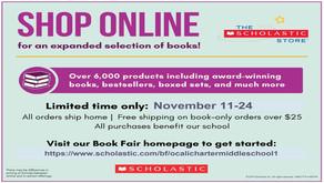Join our Virtual Book Fair!