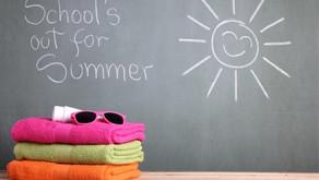 Summer Break Brings Warm Welcome