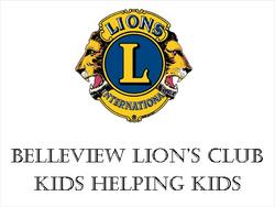 Lions Club Sponsor Logo