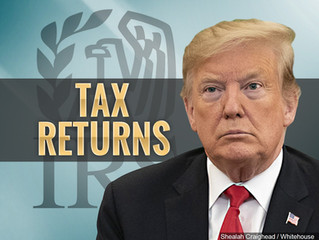 Trump Taxes Reveal Greater American Epidemic
