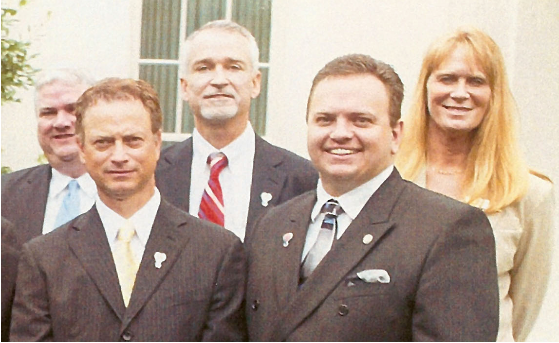 w/ ACTOR GARY SINISE