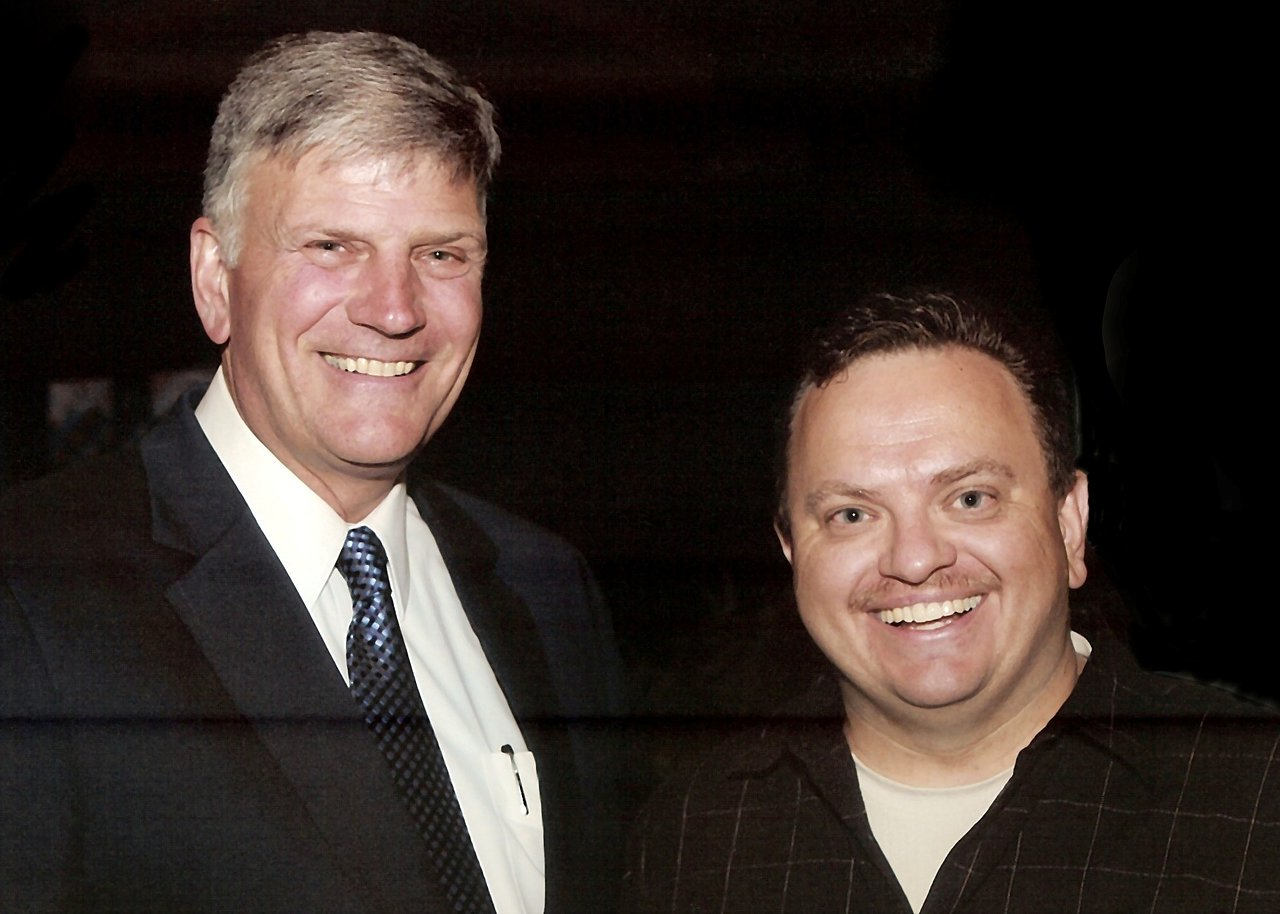 w/ FRANKLIN GRAHAM
