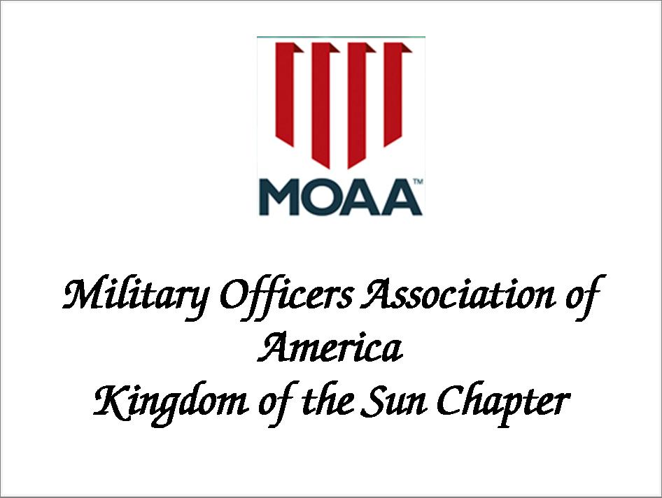 MOAA Sponsor Logo