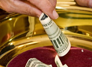 Tithes and Offerings:  Where Should My Money Go?