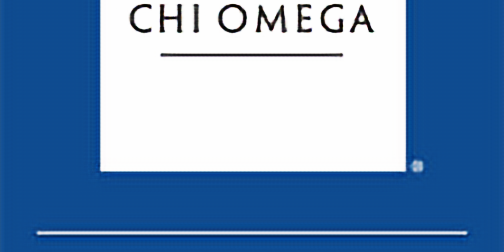 Chi Omega Misses Granting Wishes