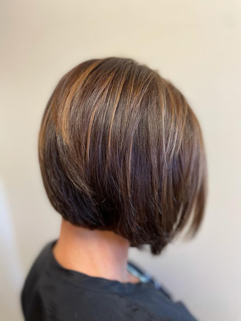 Sharp & clean haircut