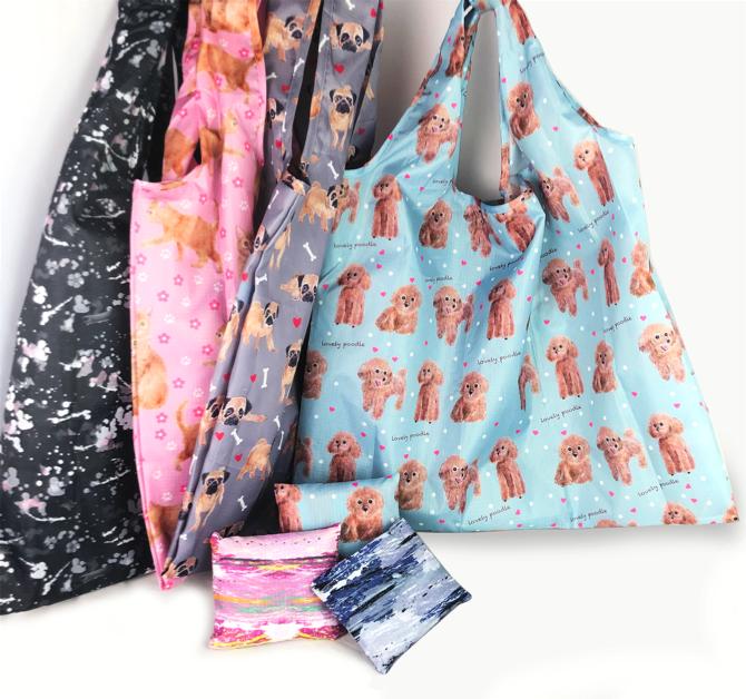 Foldable shopper5