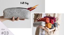 Felt items
