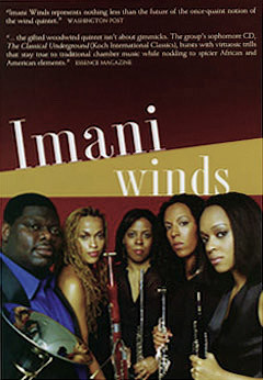 Grammy Nominated Classical Group The Imani Winds