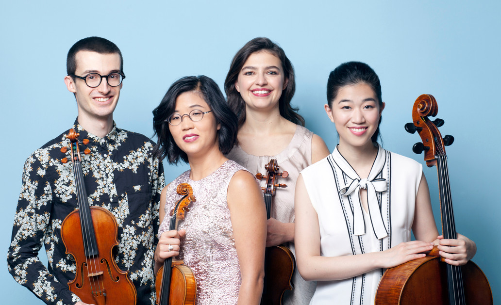 The Argus Quartet has been praised by The New Yorker magazine and is represented by Besen Arts LLC.