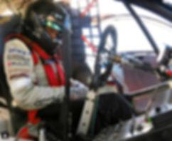 Ole Kristian Temte Norwegian Rallycross Team Stilo Helmet Supercar Driver Raccardriver