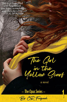 The Girl in the Yellow Scarf - The Opus Series