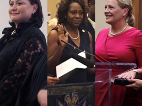 Congratulations to Key Leaders Sworn Into Office