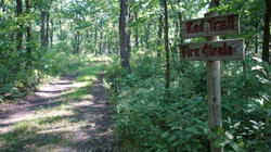 Red Trail Entrance