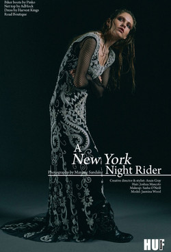 'A New York Rider'