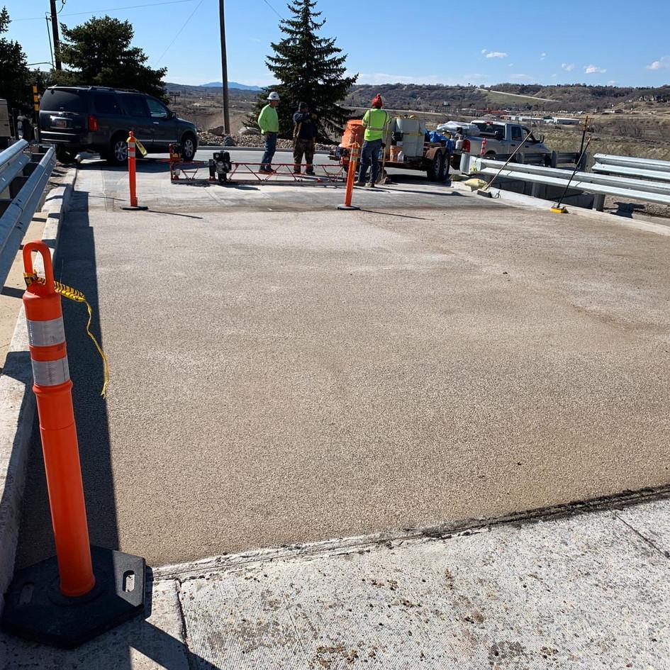 Weber Basin Bridge Replacement - Utah