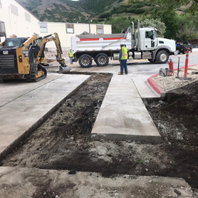 USDA Weber Basin Gas Line Replacement