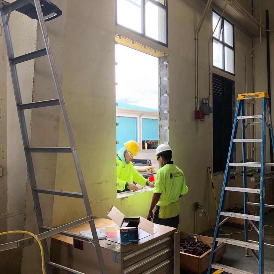 USARC Pele Windows & Doors - American Samoa