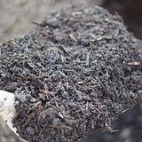 natural spruce mulch