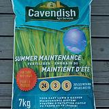cavendish summer maintenance fertilizer.