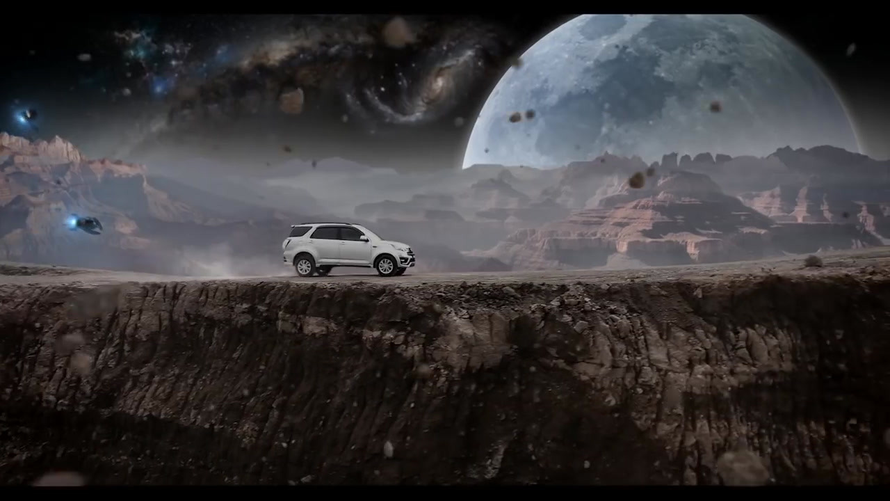 Terios Explore Your Adventurous Imaginat