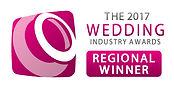 wedding industry award winner