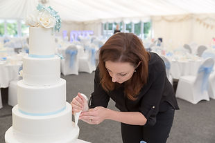 Wedding cake designer coventry
