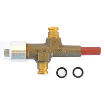 2931657015MC - Safety Valve w. O Rings (