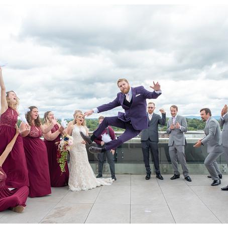 Bristol Hotel Wedding
