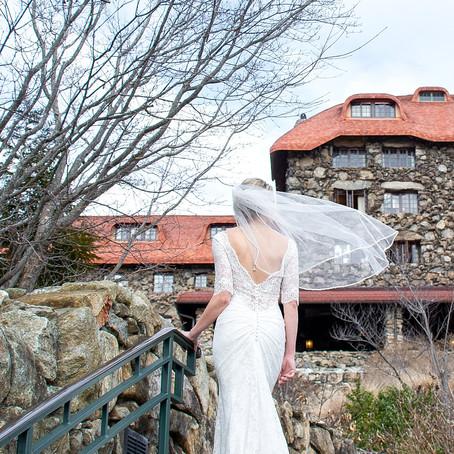 Grove Park Inn Bridals