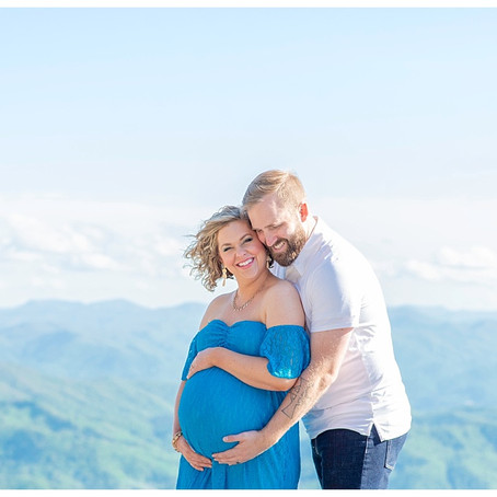 An Entire Maternity Session