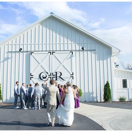 Jodi & Caleb's Chestnut Ridge Wedding